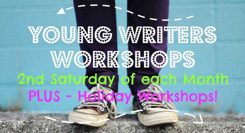 writing workshops for kids Payson area children, ages 8 to 10, can have fun with writing at a free workshop presented by noted author/educator stella pope duarte monday, may 8 in the community room.