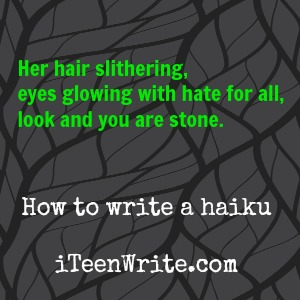 how to write haiku poems