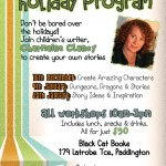 Holiday Writing Program for Kids