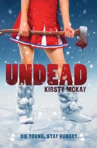 Undead zombie novel
