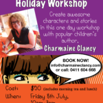 Young Writers Holiday Workshop